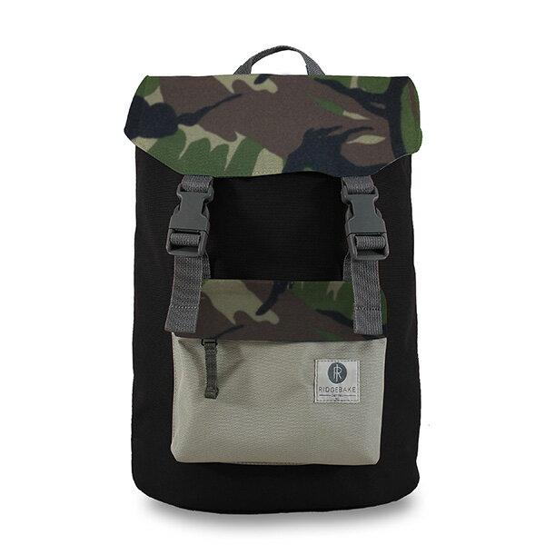 【EST】Ridgebake HOOK Backpack 後背包 迷彩黑 [RI-1116-973] F0430 0