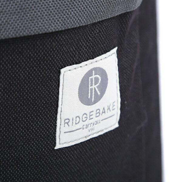 【EST】Ridgebake WEEKENDER 單肩 旅行包 黑灰 [RI-3105-993] F0323 2