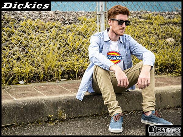 【EST】美版 DICKIES WP810 SLIM FIT WORK PANTS 窄版 工作褲 [DK-5006-537] 卡其 W28~36 F0108 2