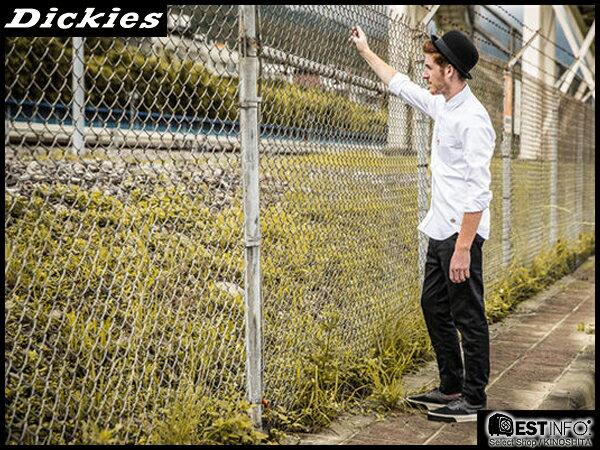 【EST】美版 Dickies Wp810 Slim Fit Work Pants 窄版 工作褲 [DK-5006-002] 黑 W28~36 F0108 2