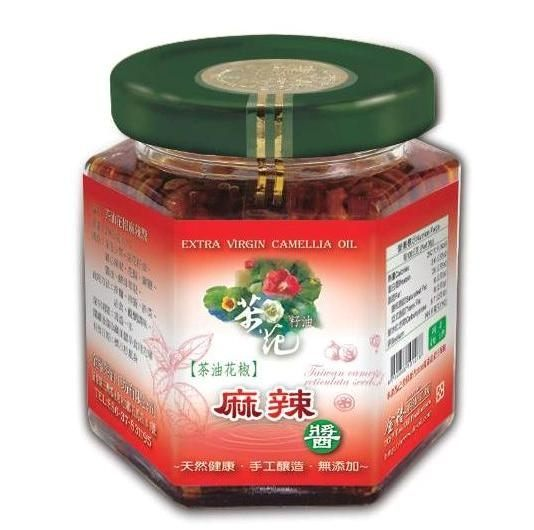 金椿 茶油花椒麻辣醬 250g 瓶  300  285 ~  好康折扣