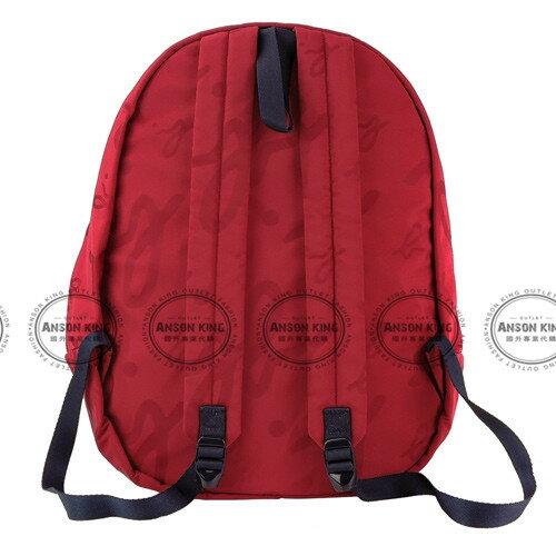 Outlet代購 agnes.b 字母後背包 小b (紅色) 另有四色 書包 通勤包 雙肩包 斜挎包 防水 2