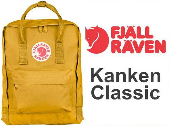 瑞典 FJALLRAVEN KANKEN Classic 160 Ochre 赭黃 小狐狸包 0