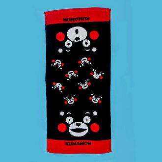 浴巾 / 生活館-100%純棉【熊本熊kumamon】76X152cm,正版授權,日本最夯,吸水性佳,柔軟易清洗,戀家小舖