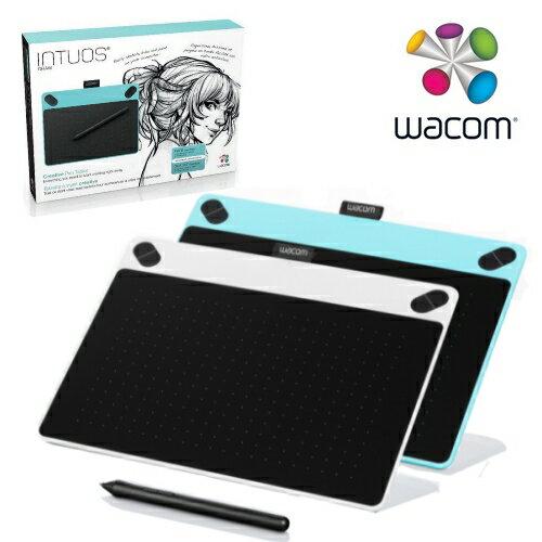 Wacom CTL-490 Intuos Draw 塗鴉創意繪圖板 Small 4*6