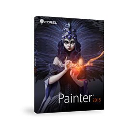 Painter 2015 中文升級版(Windows / Mac)