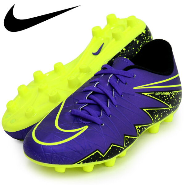 junior Hypervenom Phelon 2 HG-E NIKE ● JR 足球鞋