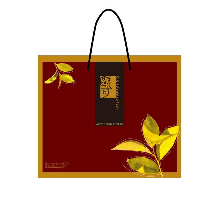 《歐可茶葉》尊爵阿里山茶葉禮盒。頂級設計款,品味質感禮品! 1