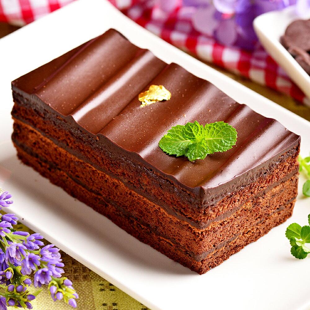 團購【艾波索-巧克力黑金磚12公分-6入組】平均一入210元-免運 1