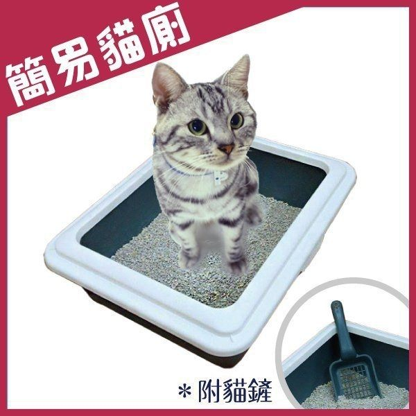 凱莉小舖~HC006~最 經濟實惠貓便盆 貓廁所 貓跳台 逗貓棒 貓飼料 貓玩具 ~  好