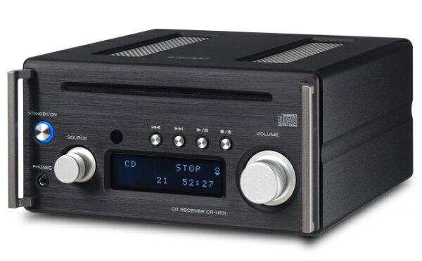 {音悅音響}TEAC CR-H101 綜合擴大機 CD光碟機 FM電台收音機 USB DAC