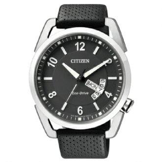 CITIZEN 光動能都會時尚腕錶 AW0010-01E