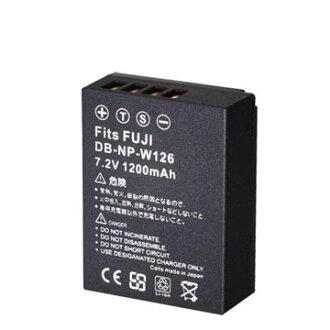 可傑 FUJIFILM NP-W126 副廠 鋰電池 FinePix HS30 EXR HS33 EXR X-Pro1 X-M1 X-E1 X-A1