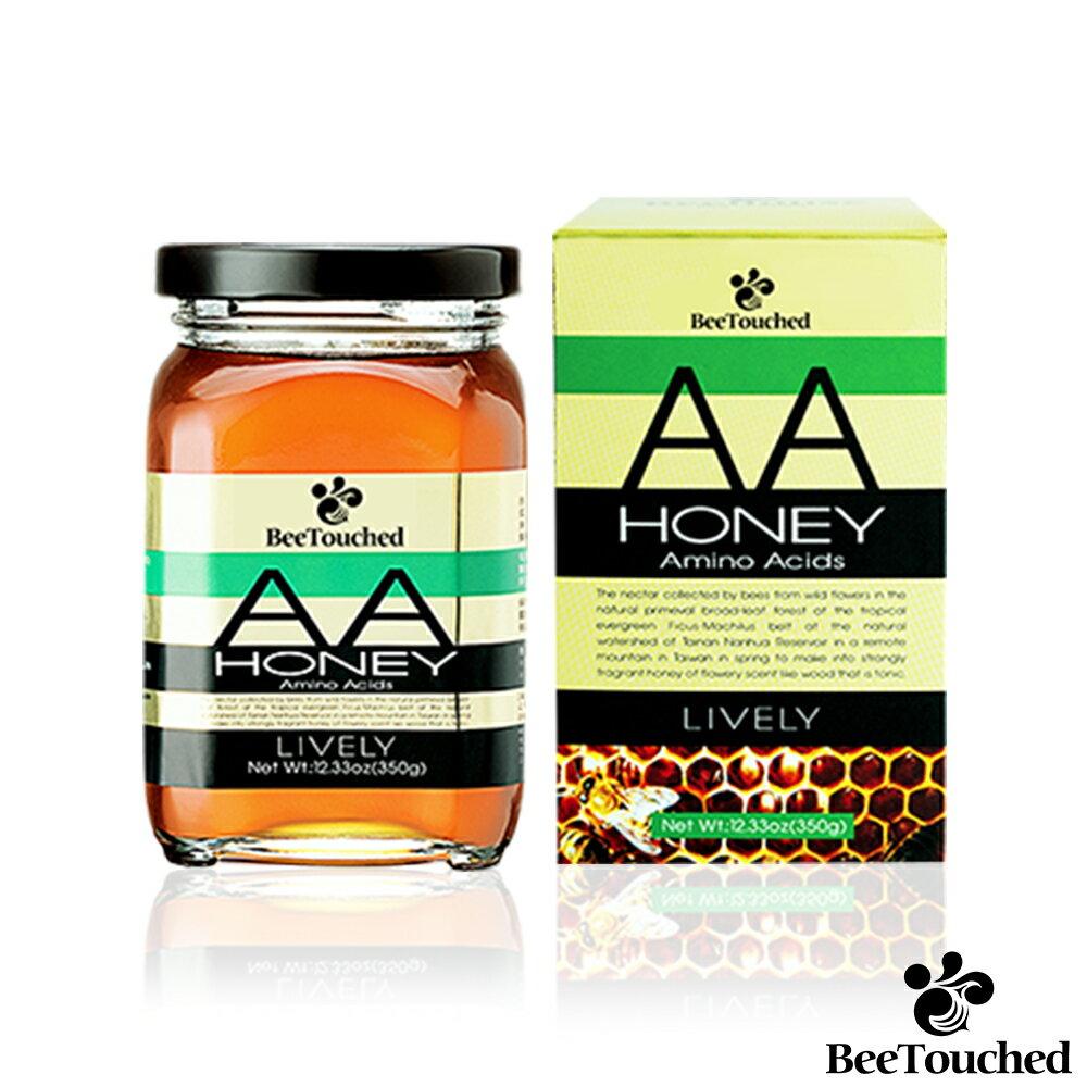 蜜蜂工坊-成長A+蜂蜜(AA蜂蜜)350g 0