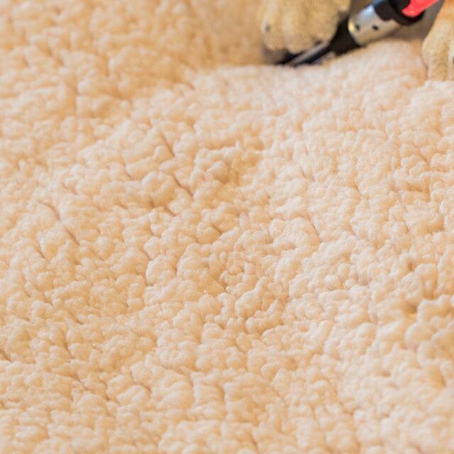 經典格子 羊羔絨暖被 內有充棉 可當棉被使用 150cmX195cm (正負5cm) 5
