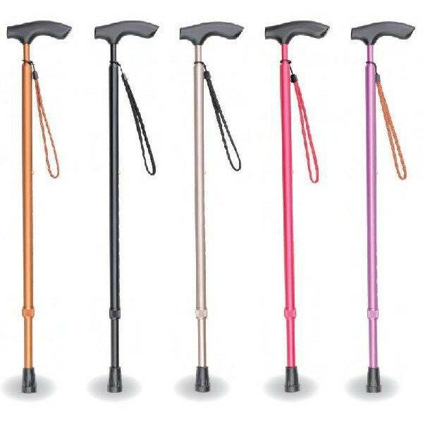 素色噴沙型手杖●10段式可調 *日本進口*『康森銀髮生活館』無障礙輔具專賣店 0