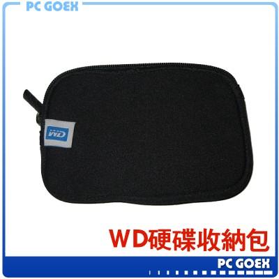 WD 2.5吋硬碟防震包 / 收納包 黑色☆軒揚pcgoex☆