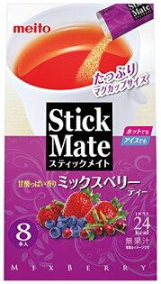 Meito綜合莓果水果茶8入(48g)