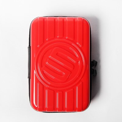 STAGE  MINI CASE   迷你行李箱  藍綠/紅/紫 三色 1
