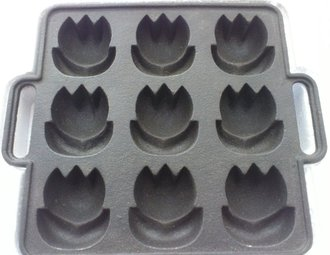鬱金香蛋糕模 造型燒烤盤 鬆餅模 車輪餅 紅豆餅 雞蛋糕 鬆餅