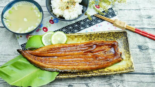 【祐全蒲燒鰻】日式蒲燒鰻魚-250g/尾x1尾入,另有禮盒包裝.是您選購水產送禮的好選擇.