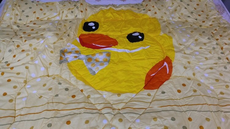 [床工坊](純棉)迪士尼官方正版授權床包組---零碼出清----純棉涼被+床包(五尺 )售完為止 5