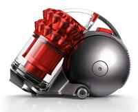 戴森Dyson到Dyson 圓筒式吸塵器 Ball fluffy+ CY24 (紅色) 【零利率】 贈U型吸頭※熱線07-7428010