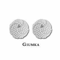 【GIUMKA】四線半球狀耳環 925純銀抗敏耳針式耳環 名媛淑女款/一對價格