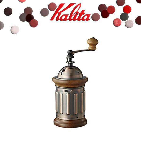 【日本】KALITA郵筒造型手搖磨豆機