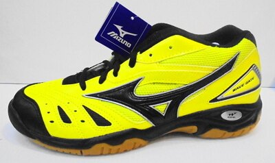 (陽光樂活)- MIZUNO 美津濃 羽球鞋WAVE GATE 3   - 71GA154045