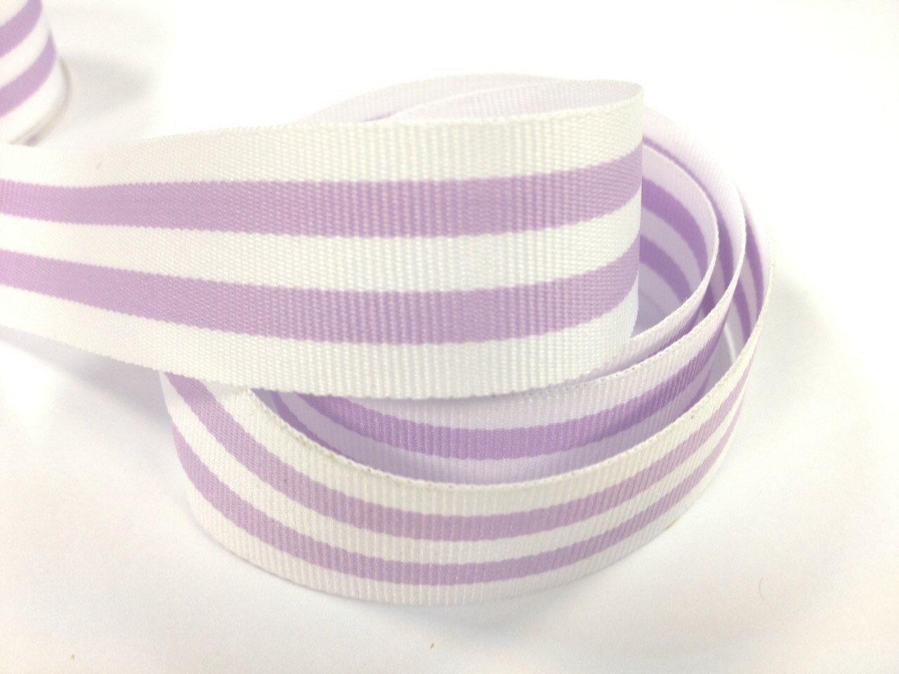 單色條紋平織帶-10mm(七色) 3