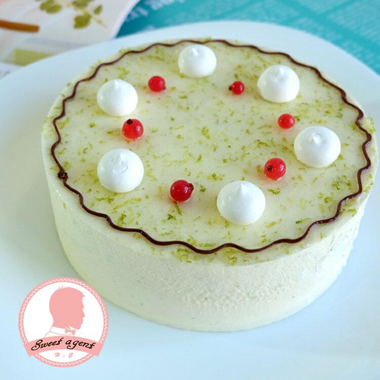 檸檬起司蛋糕 6吋❤母親節限量款