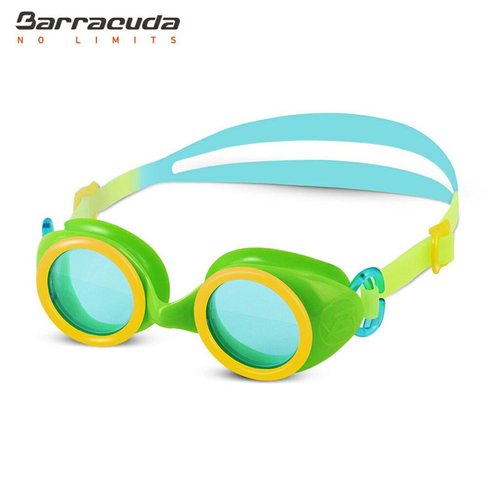 美國巴洛酷達Barracuda兒童抗UV防霧泳鏡-WIZARD#91355 2