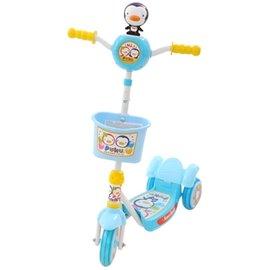 『121婦嬰用品館』PUKU 滑板車 - 藍 1565 0