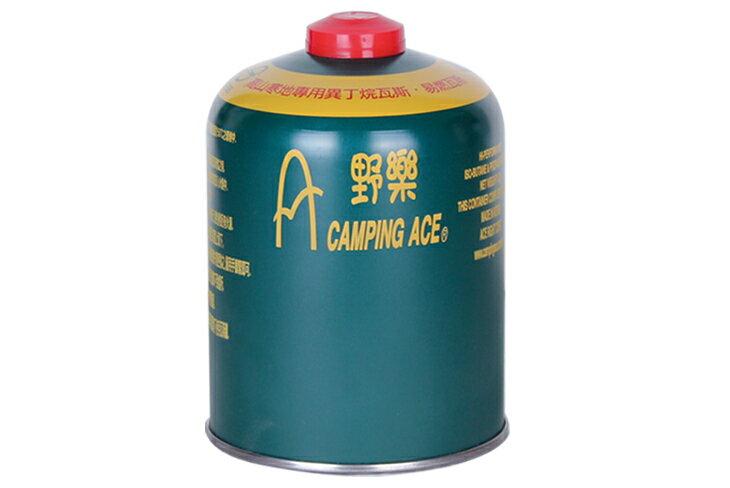 野樂高山寒地異丁烷瓦氣罐