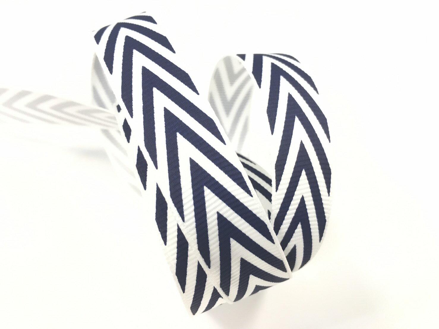 【Crystal Rose緞帶專賣店】羅紋緞帶箭頭15mm3碼裝(3色) 1
