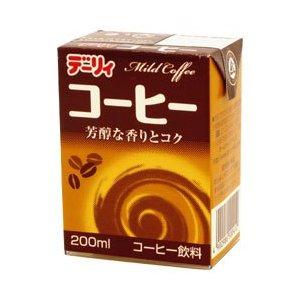 南日本酪農 咖啡 200ml
