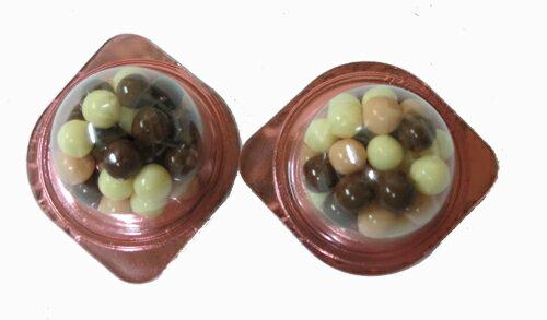 高岡 巧克力球