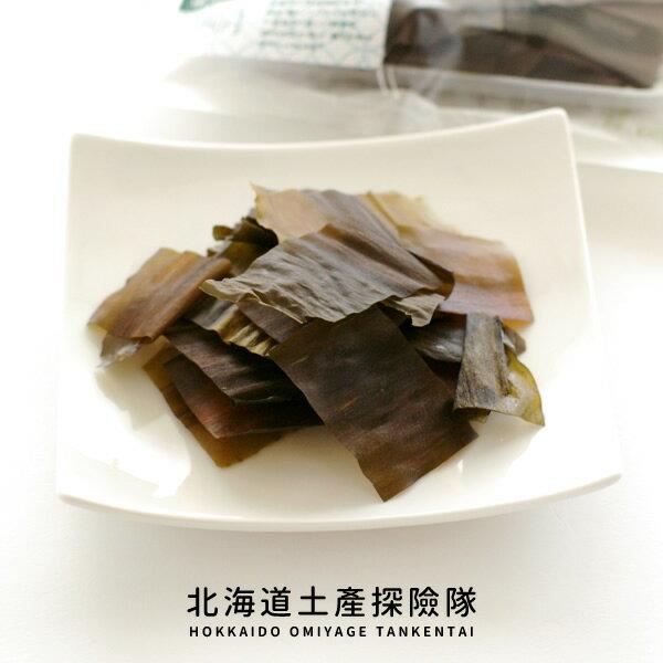「日本直送美食」[北海道海產] paripori 昆布脆片 ~ 北海道土產探險隊~