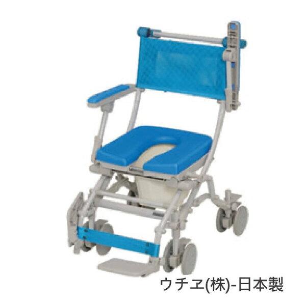 洗澡椅 - 沐便椅 銀髮族 老人用品 日本製 [S0499]