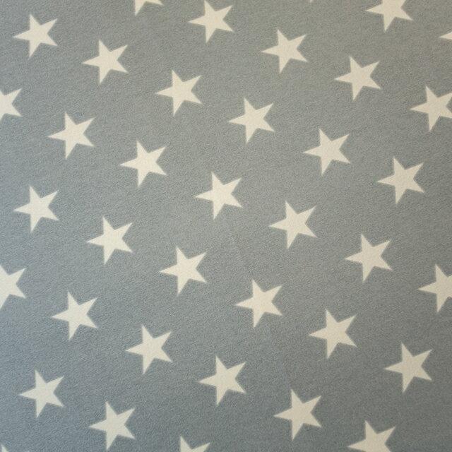 藍色星星法鬥 加大/Kingsiz賣場   舒適磨毛布 台灣製造 9