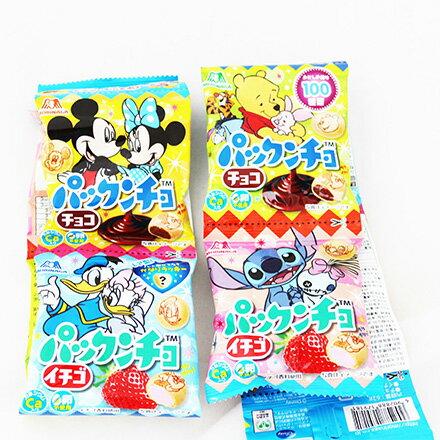 [敵富朗超市]森永製菓吊掛式米奇餅乾(62g) 0