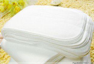 加大可洗式尿布 纖維毛巾布尿墊(1片入) RA2062外出用品kids003
