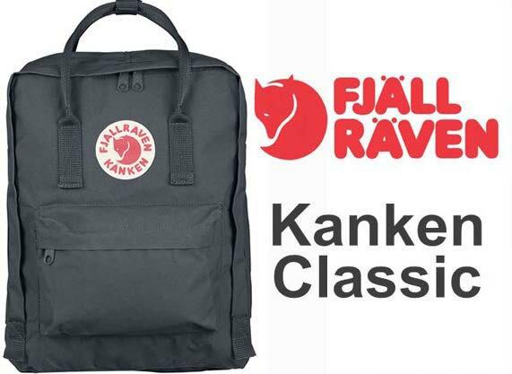 瑞典 FJALLRAVEN KANKEN  Classic 031 Graphite 石墨灰  小狐狸包 0