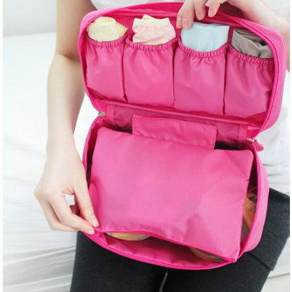 韓系 旅行多 手提內衣收納包 貼身衣物收納包~4色 單售