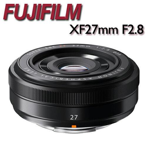 FUJIFILM XF27mm F2.8 定焦鏡 【平行輸入】
