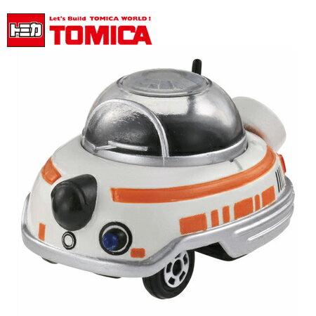 日貨 TOMICA SC-09 BB-8 星際大戰夢幻車 STAR WARS 迪士尼 多美小汽車【N202003】