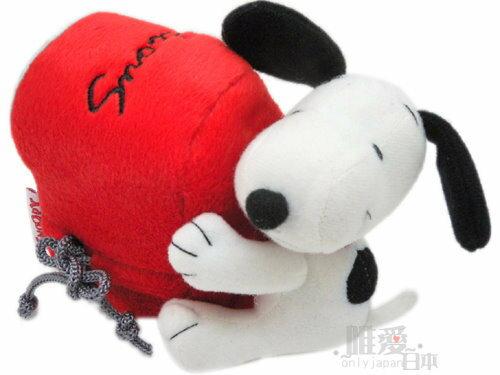 【真愛日本】13062800004 排檔頭護套-抱紅屋 史奴比 史努比 SNOOPY 正版汽車精品