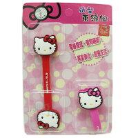 凱蒂貓週邊商品推薦到【真愛日本】13122800001 捲線器-KT大頭 三麗鷗 Hello Kitty 凱蒂貓 耳機集線器 收線器 正品