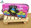 【真愛日本】15031200018 巨齒拉鍊長方筆袋-三眼怪 迪士尼 玩具總動員 TOY 文具 收納袋 收納包 正品 限量